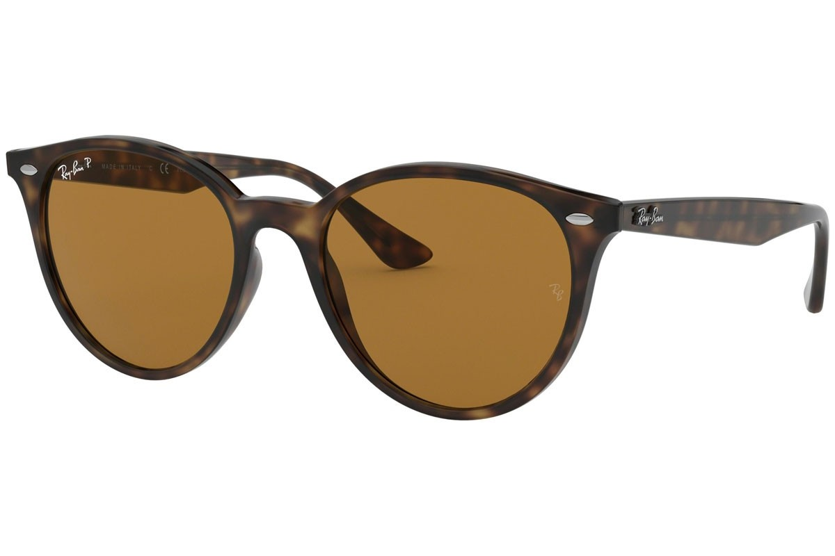 Ray-Ban 4305 710/83 53, 165,00 €, Occhiali Ray Ban Marrone a forma Ovale