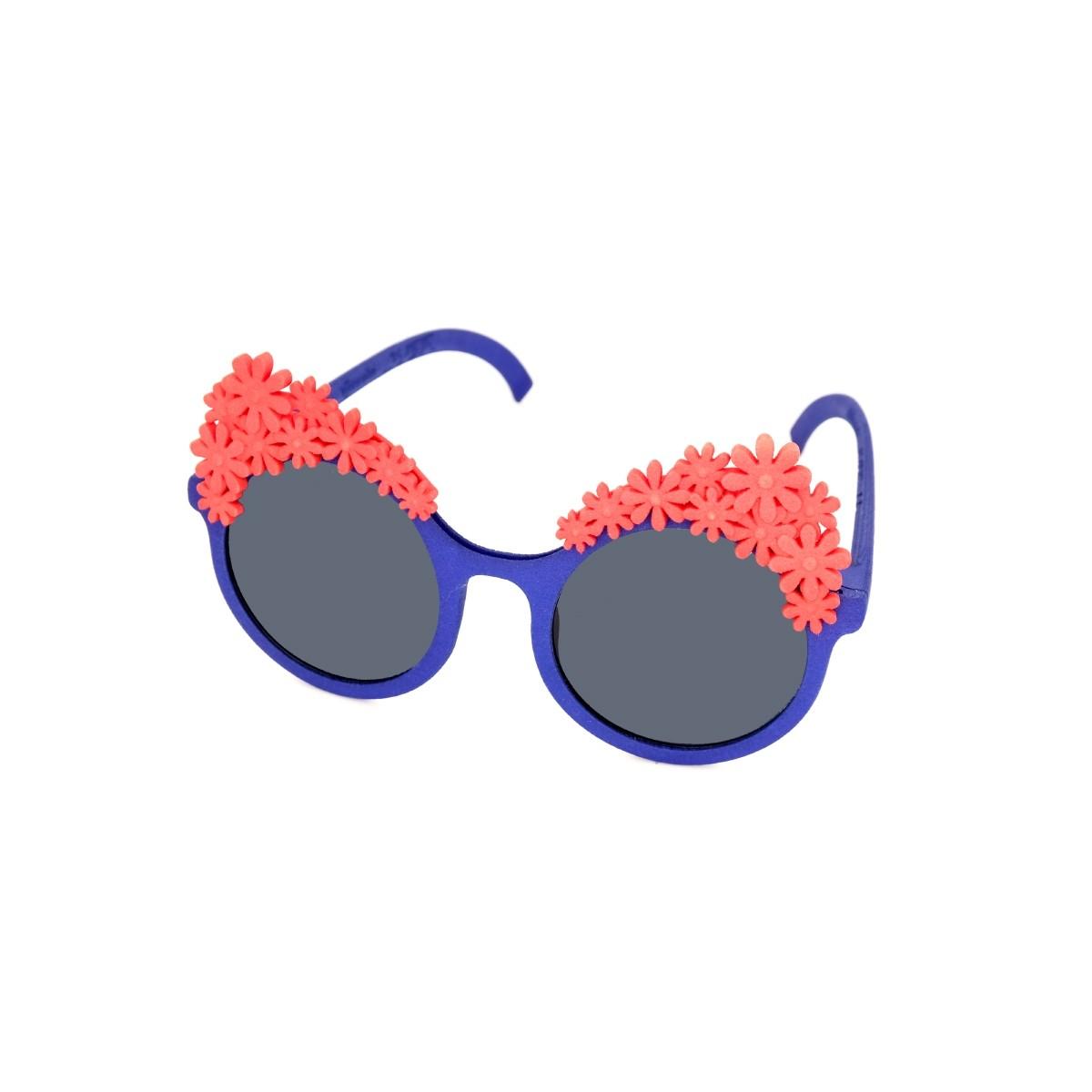 Cambiami Margherite donna blu, 90,00€, Occhiali Cambiami Blu a forma Rotondo