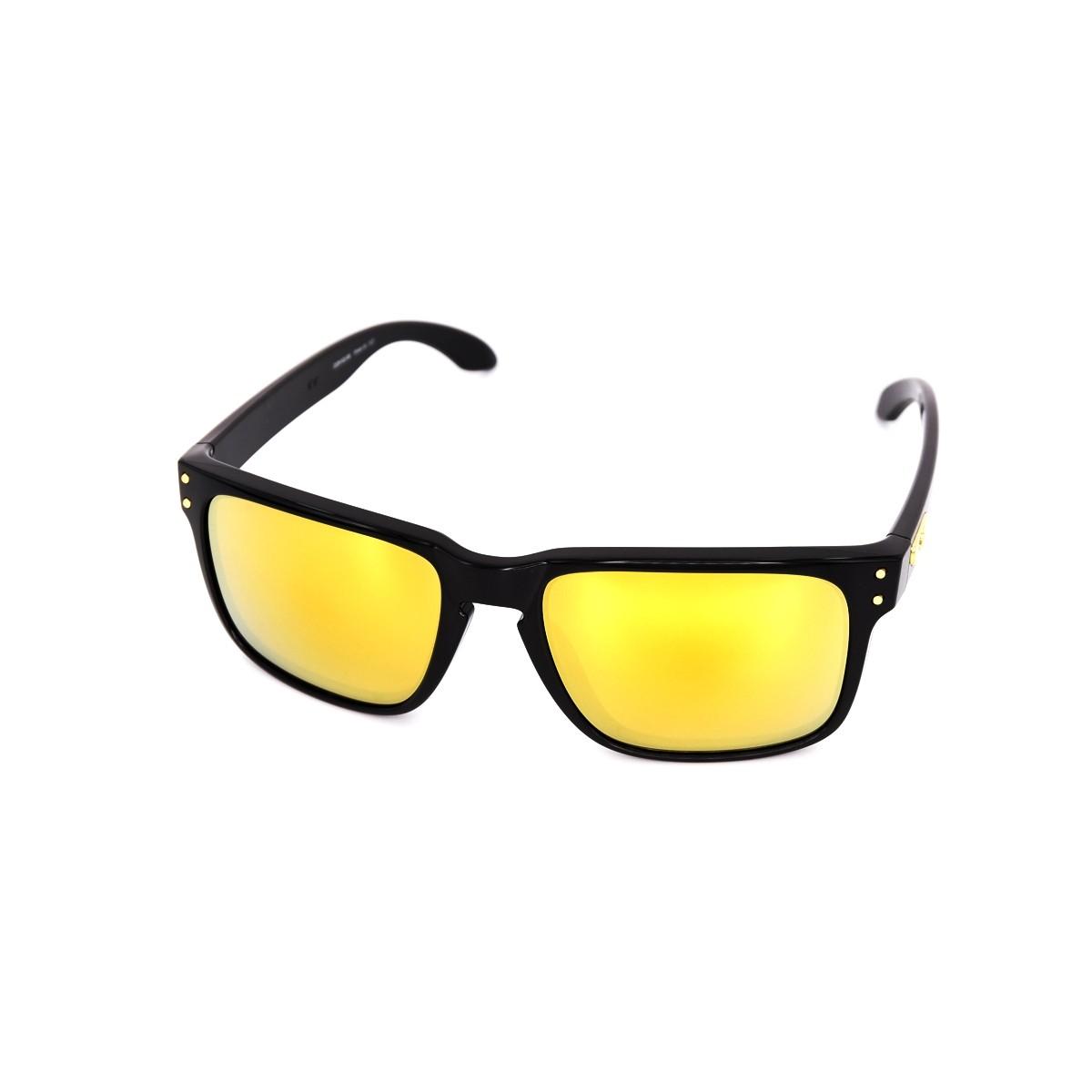 Oakley Holbrook 9102-08 Shaun White Ed., 96,00€, Occhiali Oakley Nero a forma Rettangolare