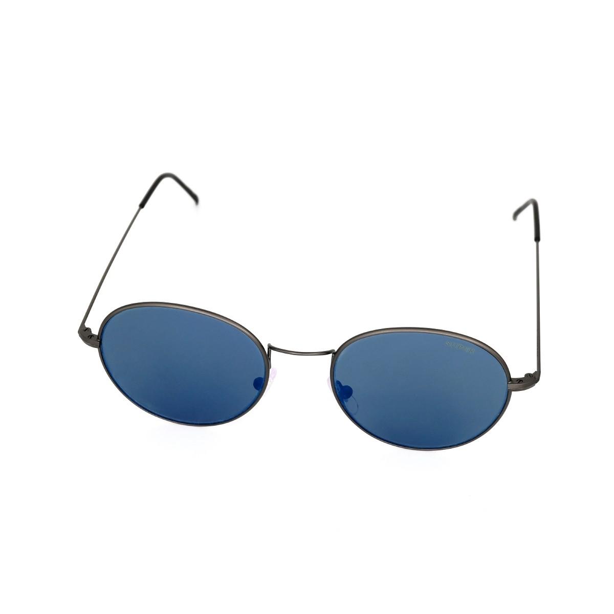 Super Wire Zero Blue, 156,00€, Occhiali Super Blu a forma Ovale