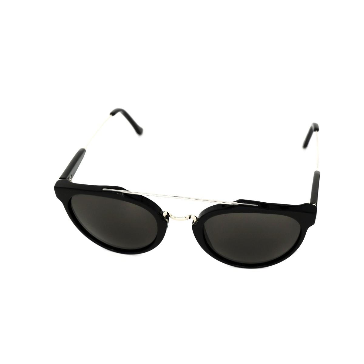 Super Giaguaro Black, 148,00€, Occhiali Super Nero a forma Ovale