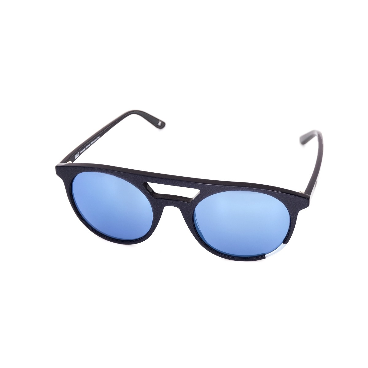 Jplus Kevin 5074 05, 136,00€, Occhiali JPlus Blu a forma Goccia aviator