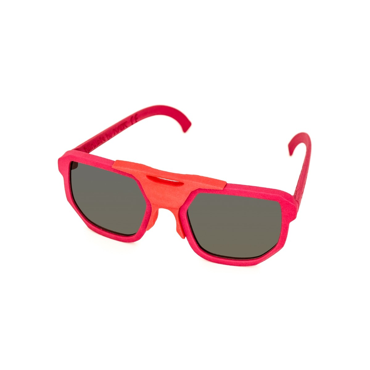 Cambiami 2.0 unisex rosso, 90,00€, Occhiali Cambiami Rosso a forma