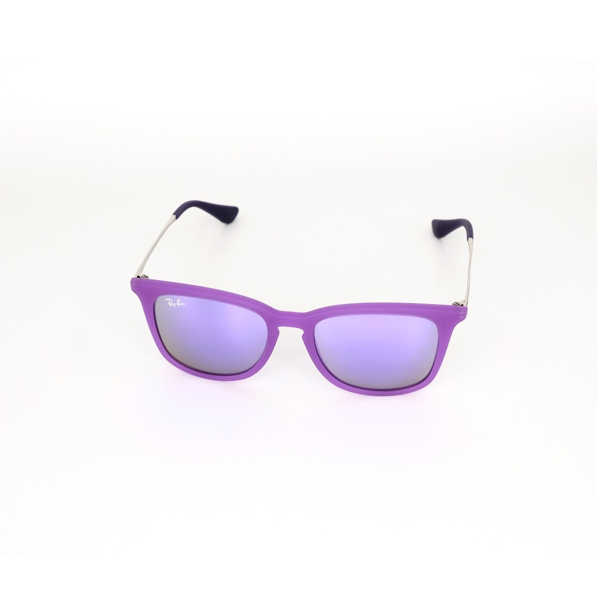 Ray Ban Junior 9063 7008/4V, 60,00 €, Occhiali Ray Ban Junior Viola a forma Squadrato