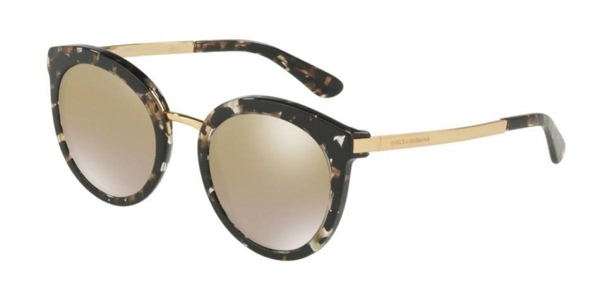 Dolce&Gabbana 4268 911/6E 52, 123,84€, Occhiali Dolce&Gabbana Multicolor a forma Rotondo