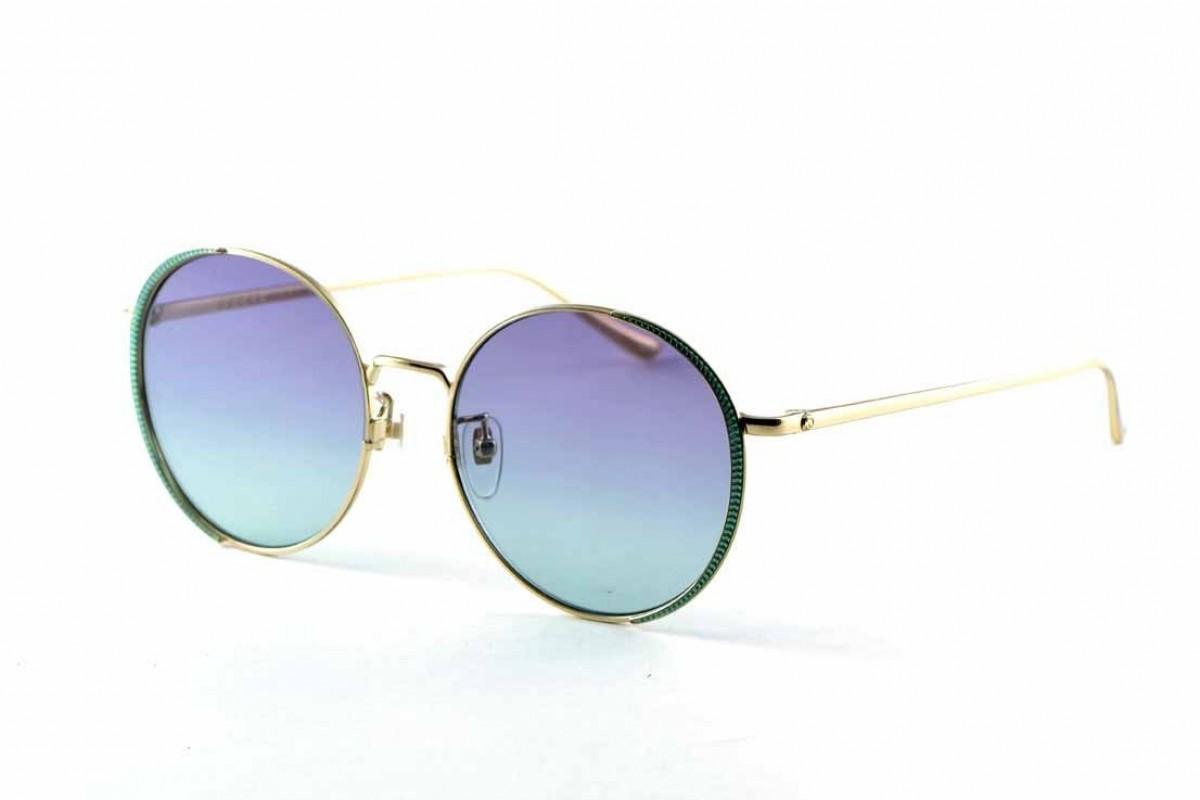 Gucci GG401SK 005, 299,00€, Occhiali Gucci Oro a forma Rotondo