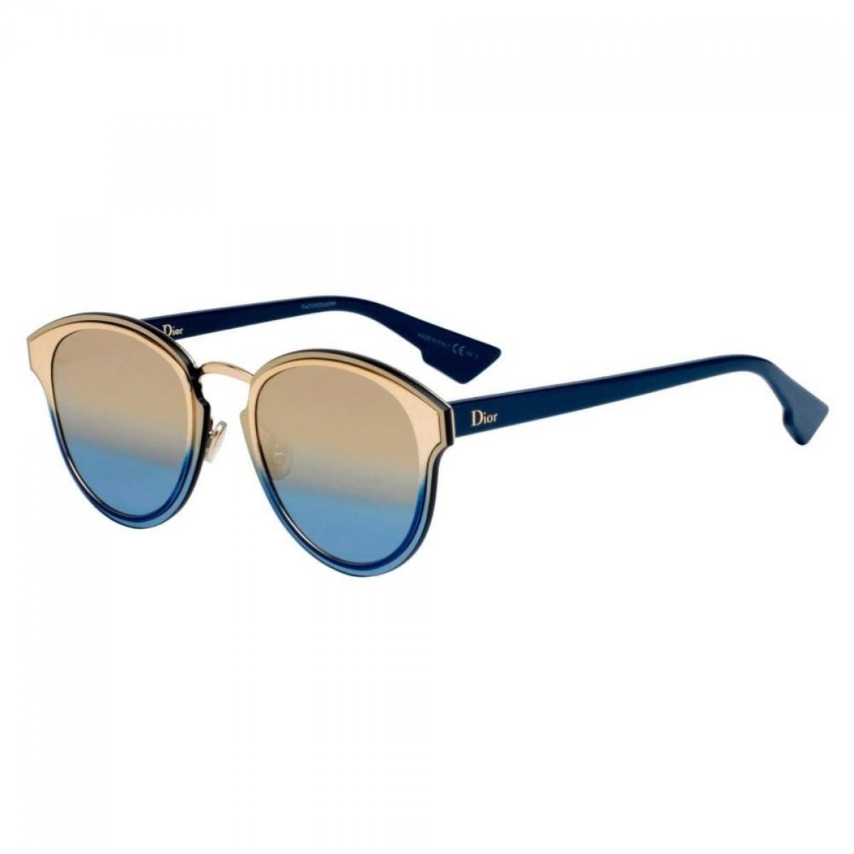 Dior Nightfall LKSX5 63, 269,99€, Occhiali Dior Blu a forma Rotondo