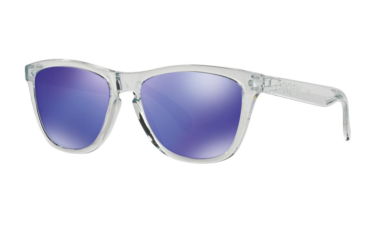 Oakley Frogskins 9013 24-305, 67,19€, Occhiali Oakley Bianco a forma