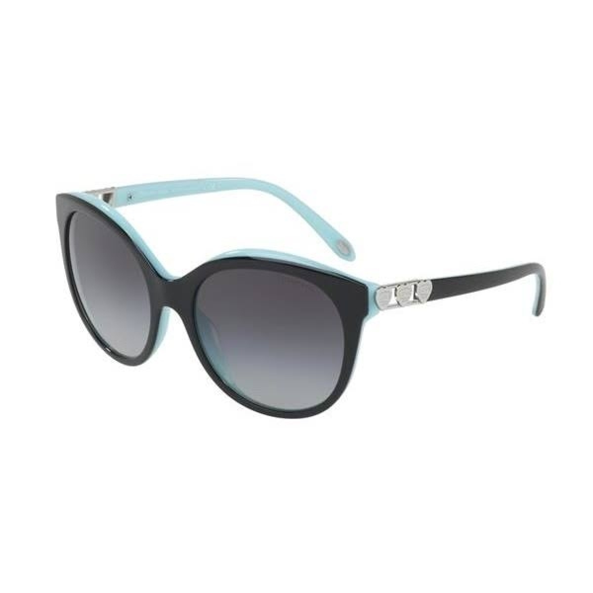 Tiffany & Co. 4133 80553C 56, 217,00 €, Occhiali Tiffany & Co. Nero a forma Farfalla