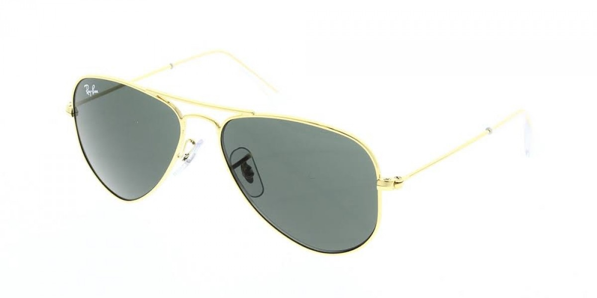 Ray-Ban Junior 9506S 223/71 52, 51,48 €, Occhiali Ray Ban Junior Oro a forma Goccia aviator