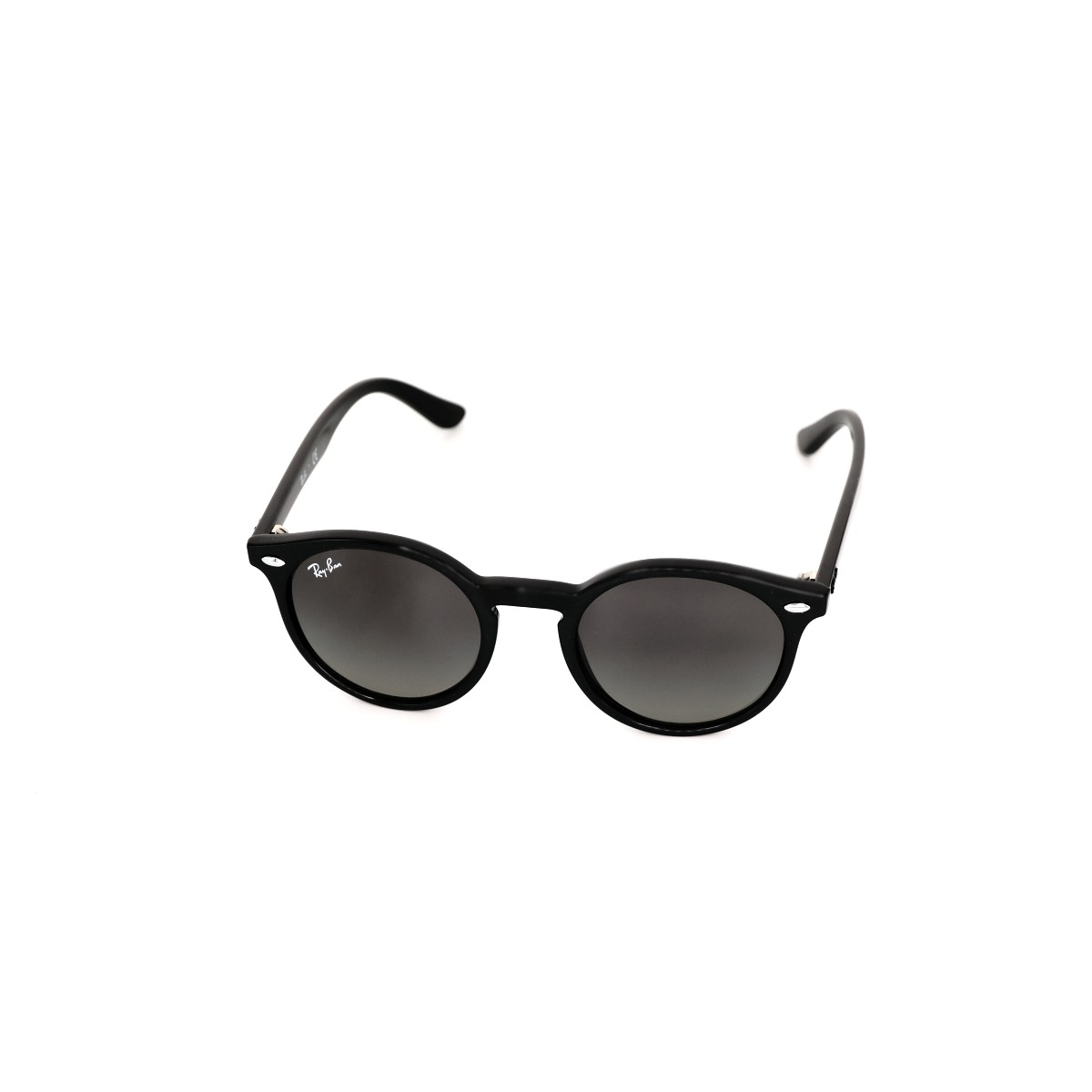 Ray Ban Junior 9064 100/11, 56,00 €, Occhiali Ray Ban Junior Nero a forma Ovale