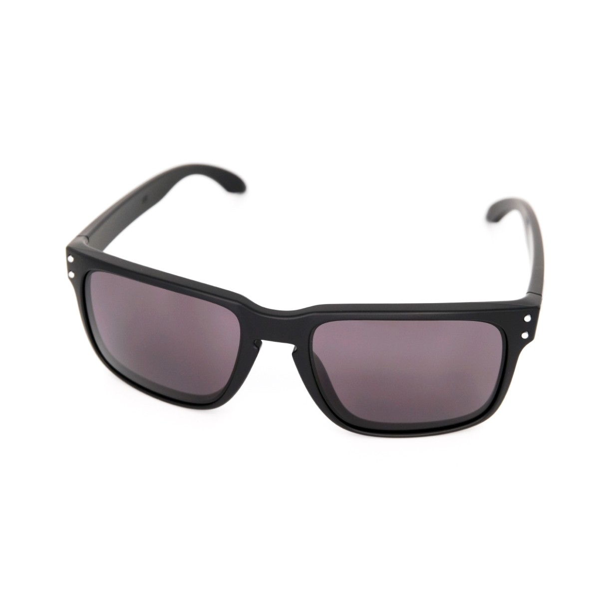 Oakley Holbrook 9102-01, 84,00€, Occhiali Oakley Nero a forma Rettangolare