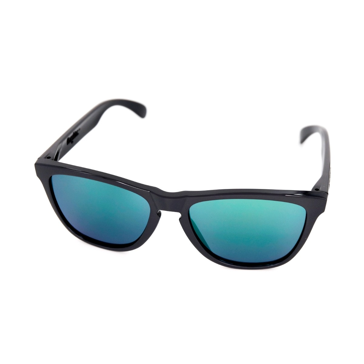 Oakley Frogskin 9013-32, 76,00€, Occhiali Oakley Grigio a forma Squadrato
