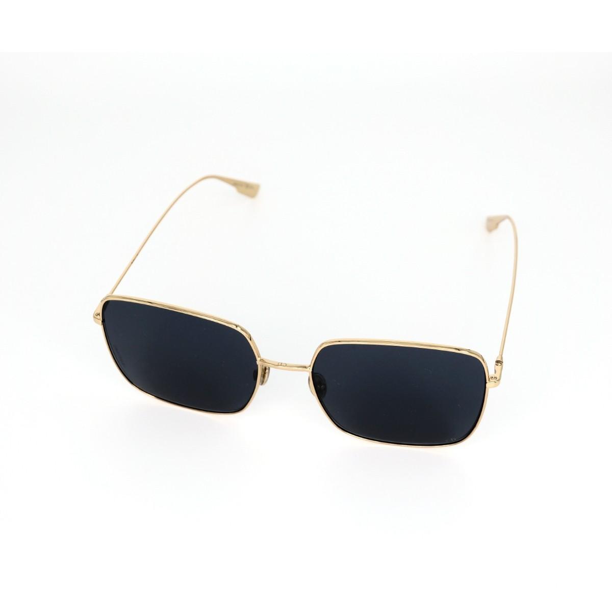 DiorStellaire 1 Blu LKSA9, 215,00€, Occhiali Dior Oro a forma Squadrato