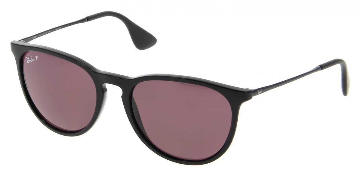 Ray-Ban Erika 4171 601/5Q 54, 89,49 €, Occhiali Ray Ban Nero a forma Ovale