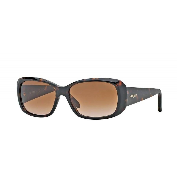 Vogue 2606S W65613 52, 55,99€, Occhiali Vogue Marrone a forma Rettangolare