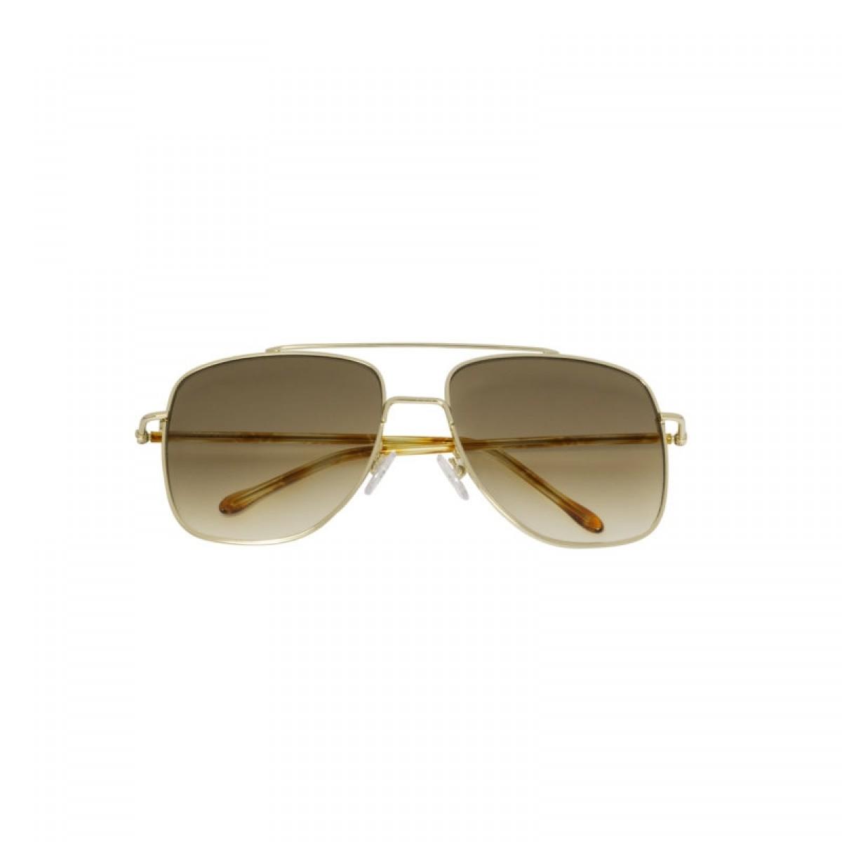 Spektre Maranello ML01CFT, 165,00€, Occhiali Spektre Oro a forma Rettangolare