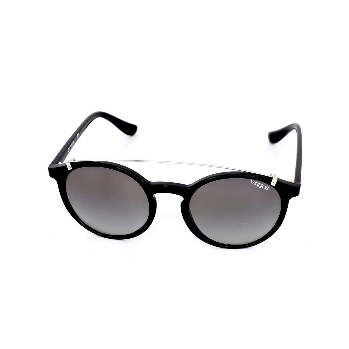 Vogue 5161 nero, 67,86€, Occhiali Vogue Nero a forma Rotondo