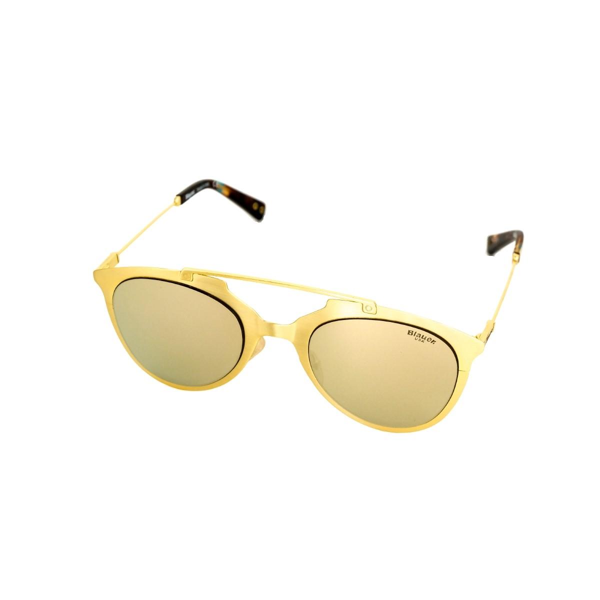 Blauer 508 oro 06, 158,00€, Occhiali Blauer Oro a forma Goccia aviator