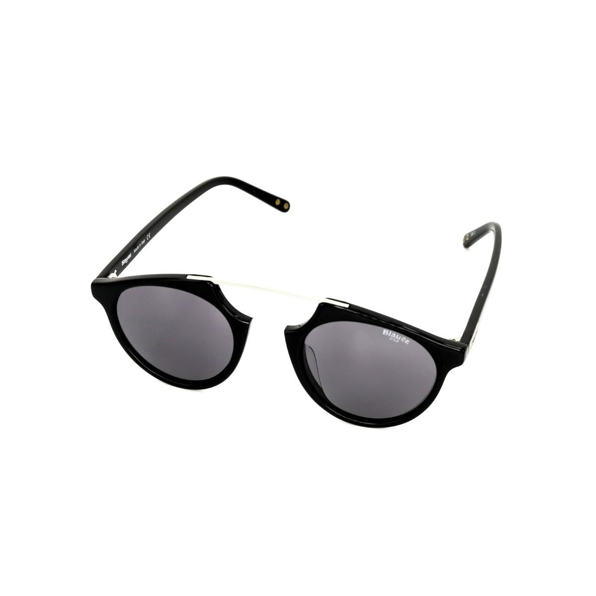 Blauer Avalon 515 nero lucido 01, 100,00€, Occhiali Blauer Nero a forma Ovale