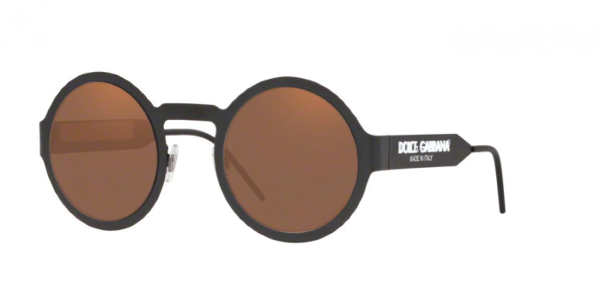 Dolce & Gabbana 2234 1106/O 51, 110,98€, Occhiali Dolce&Gabbana Nero a forma Rotondo