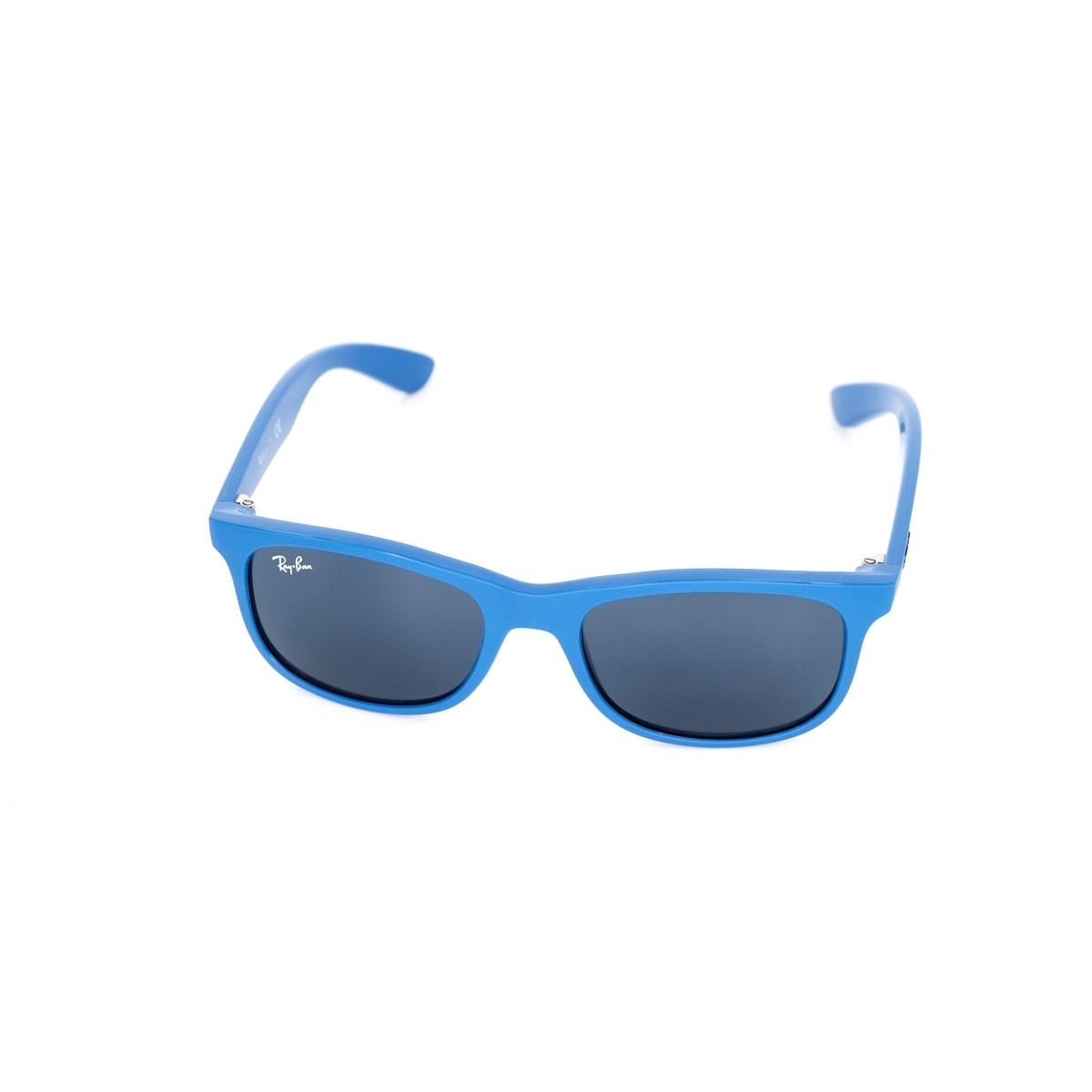 Ray Ban Junior 9062 701/80, 60,00 €, Occhiali Ray Ban Junior Blu a forma Rettangolare