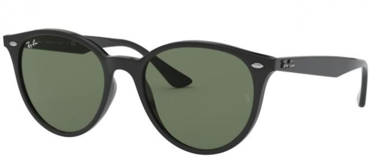 Ray-Ban 4305 601/71 53, 135,00 €, Occhiali Ray Ban Nero a forma Ovale