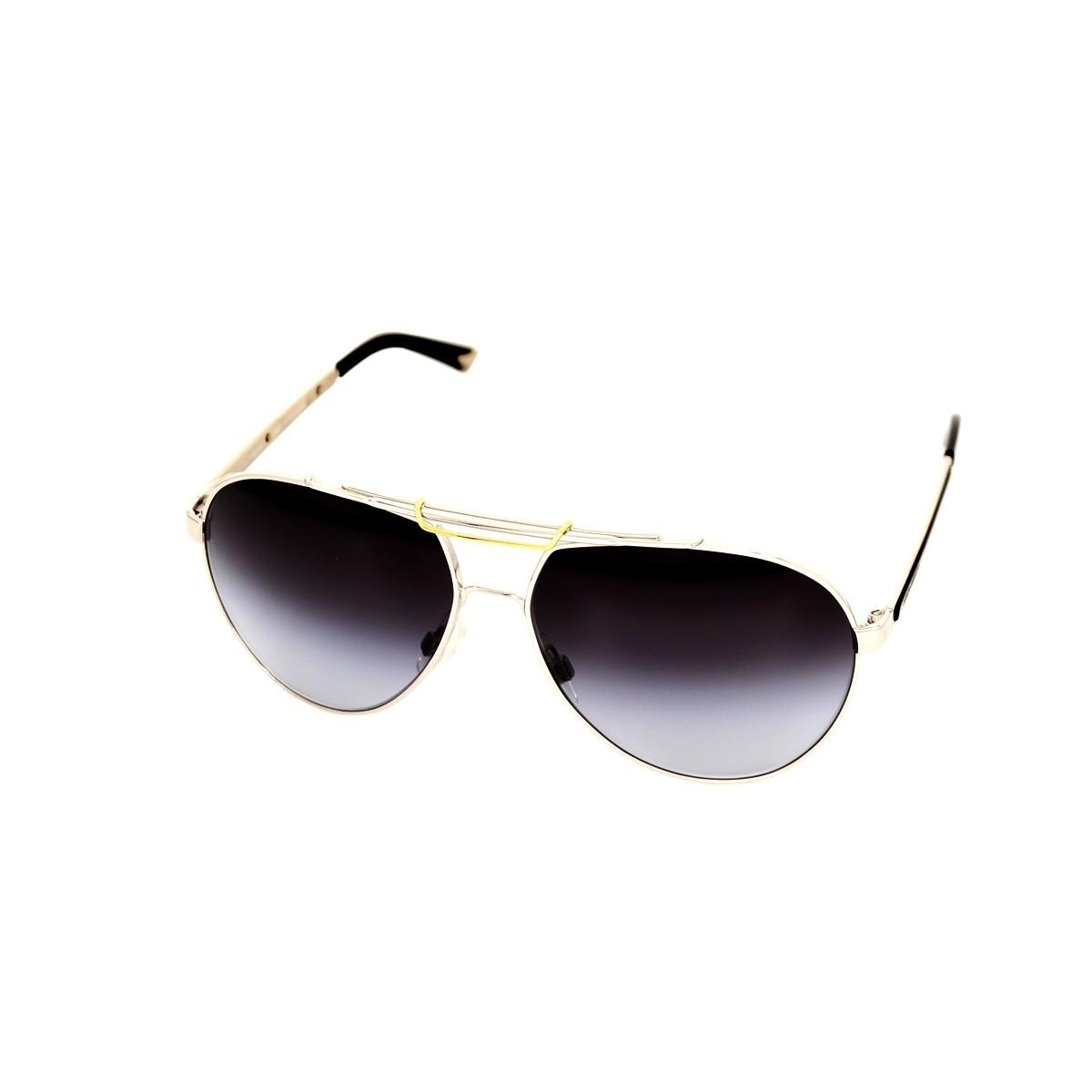 Dolce&Gabbana 2105 argento 05/8G, 148,00€, Occhiali Dolce&Gabbana Argento a forma Goccia aviator