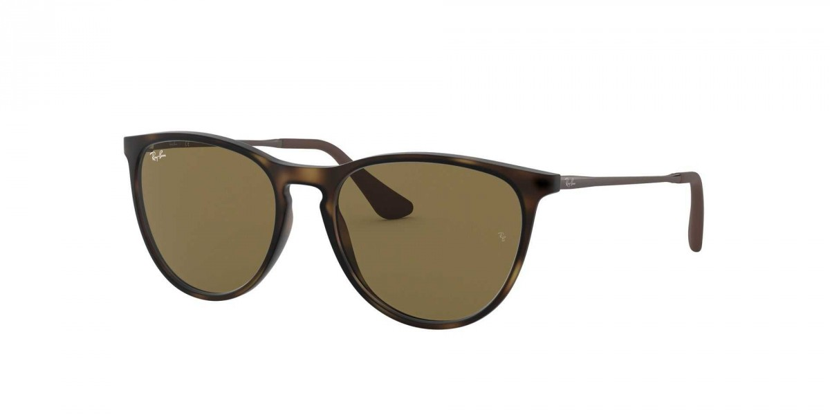 Ray-Ban Junior 9060S 700673 50, 64,00 €, Occhiali Ray Ban Junior Marrone a forma Ovale