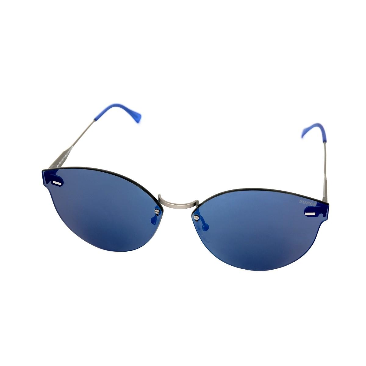 Super Tuttolente Panama Blue, 156,00€, Occhiali Super Blu a forma Mascherina
