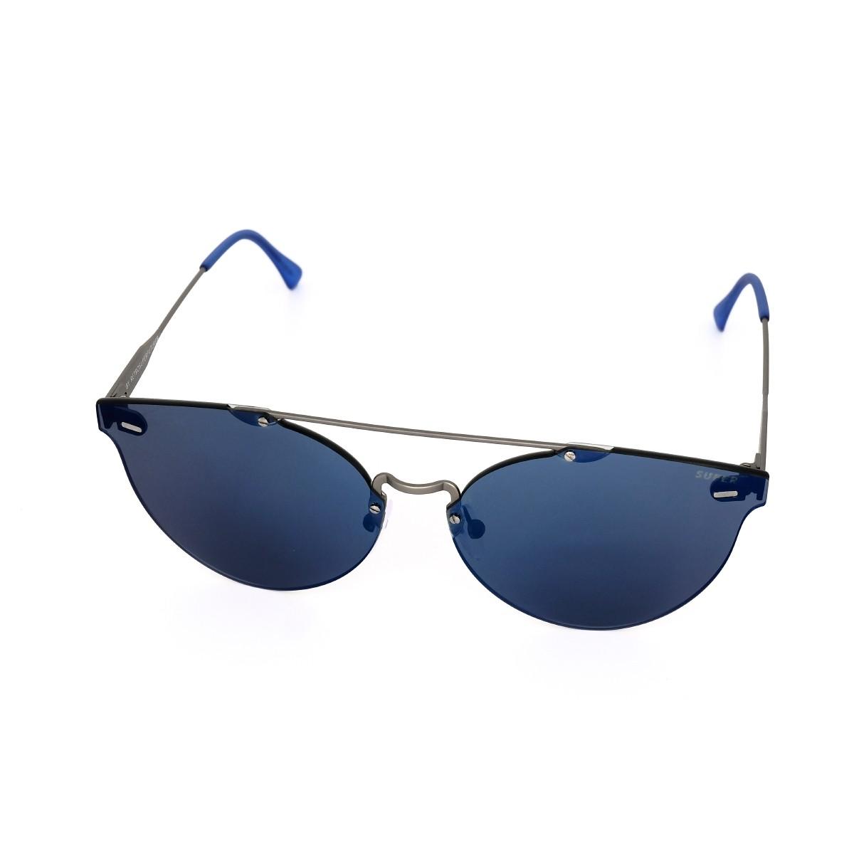 Super Tuttolente Giaguaro Blue, 156,00€, Occhiali Super Blu a forma Mascherina