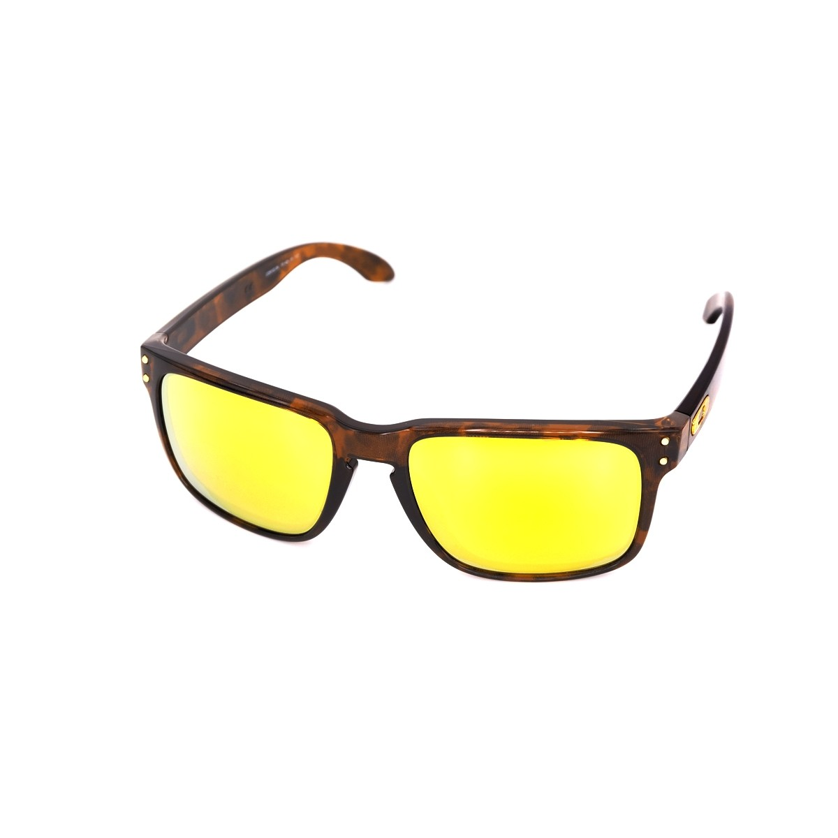 Oakley Holbrook 9102-34 Shaun White Ed., 96,00€, Occhiali Oakley Marrone a forma Rettangolare