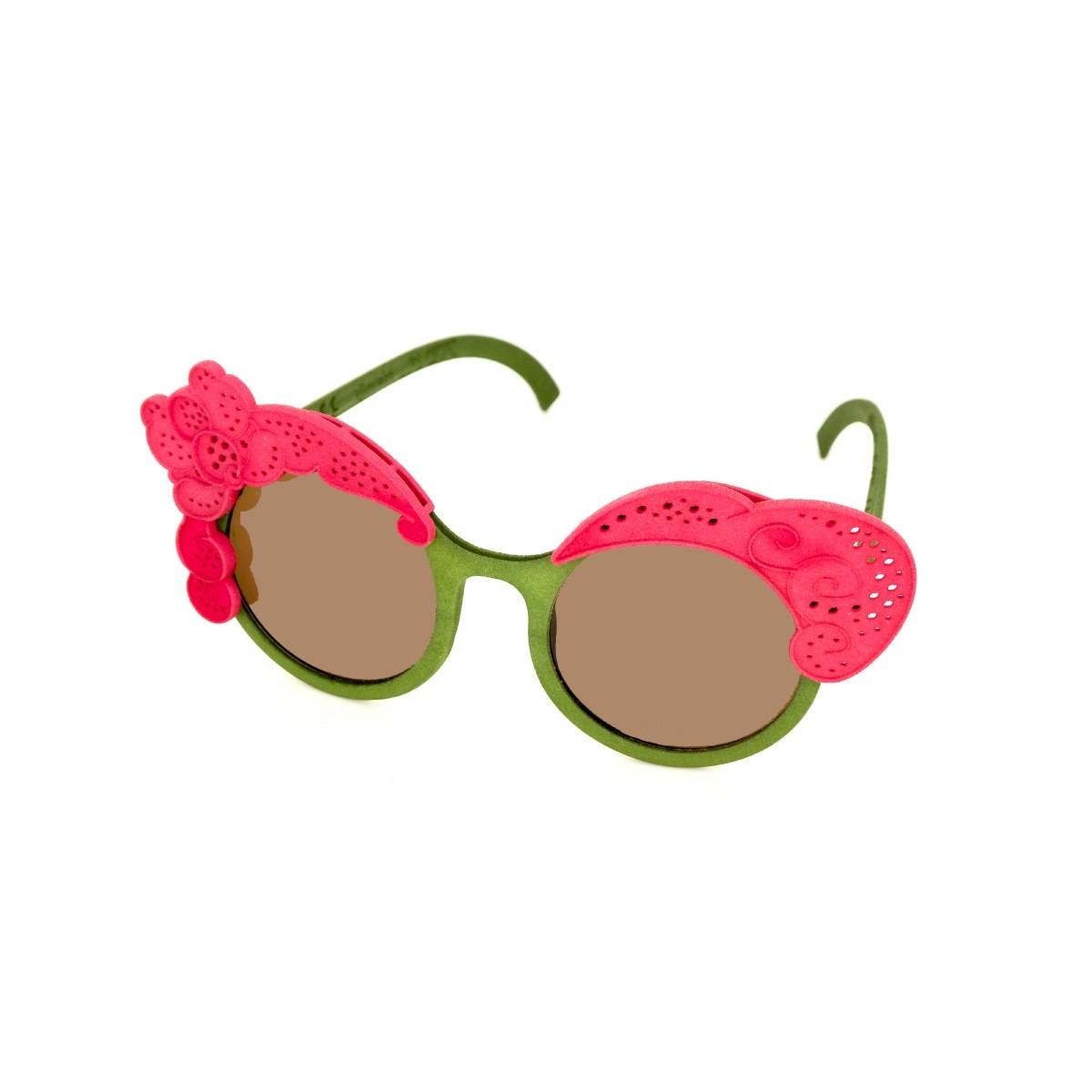 Cambiami Burano donna verde, 90,00€, Occhiali Cambiami Verde a forma Rotondo