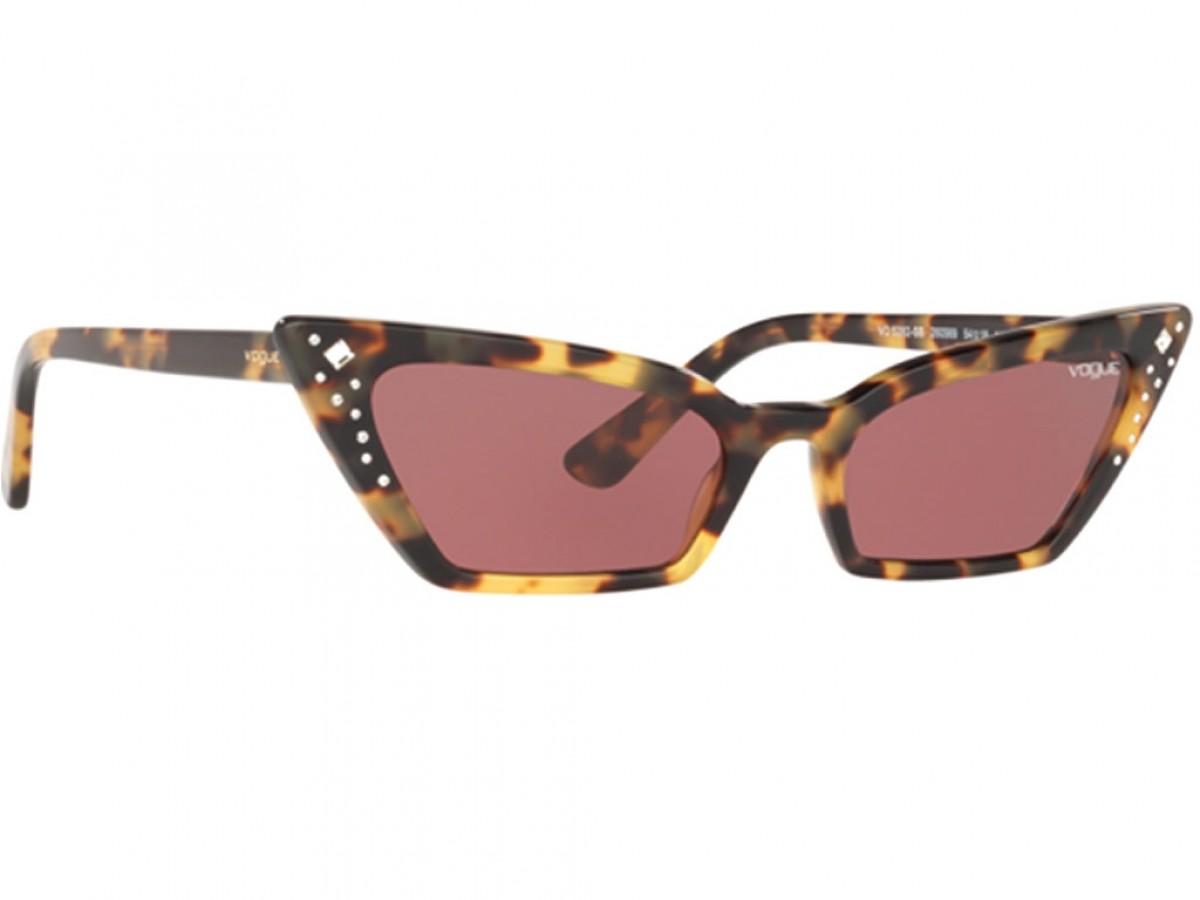 Vogue 5282SB 260569 54, 144,00€, Occhiali Vogue Multicolor a forma Gatto