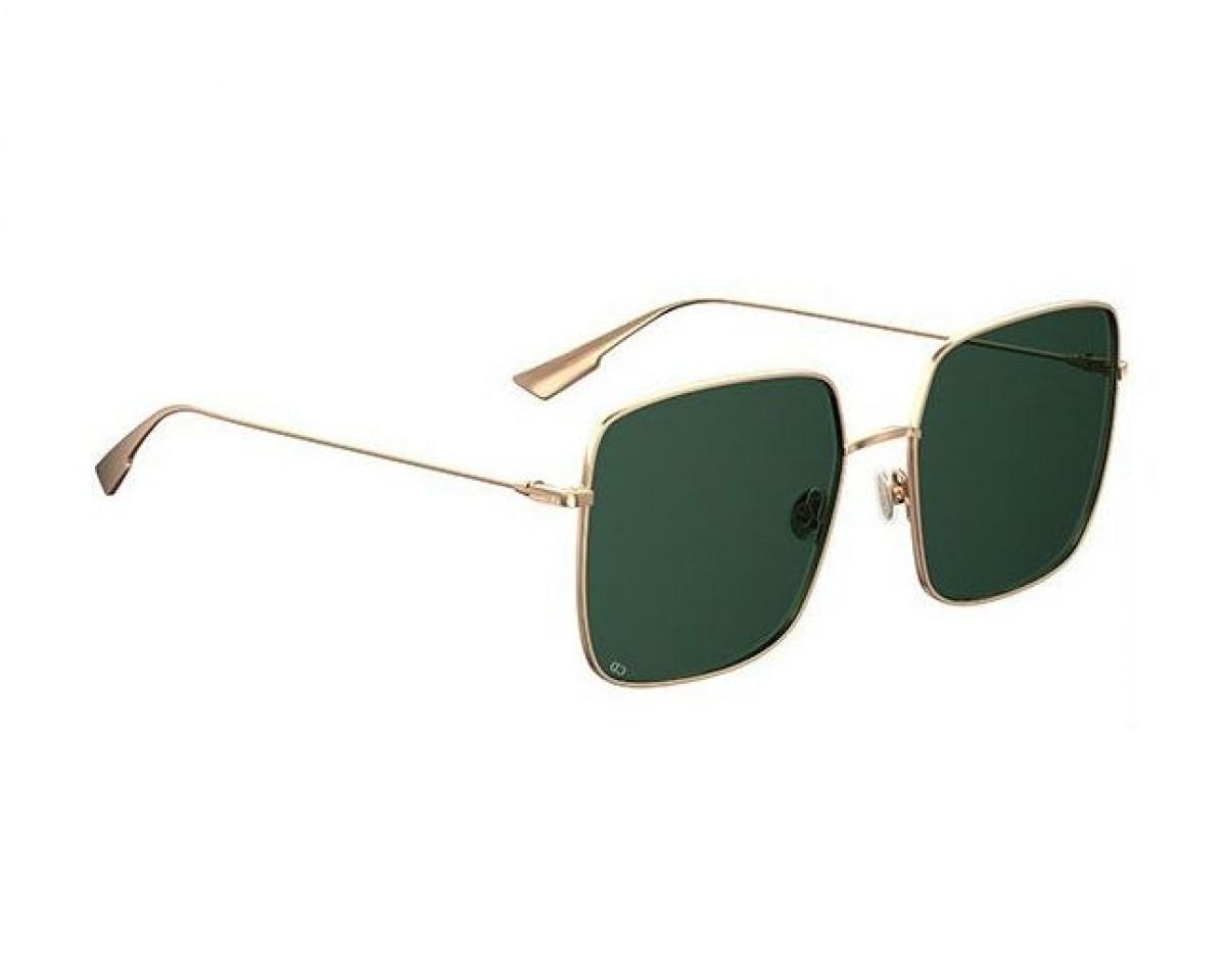 DiorStellaire 1 Verde LKSA9, 215,00€, Occhiali Dior Oro a forma Squadrato