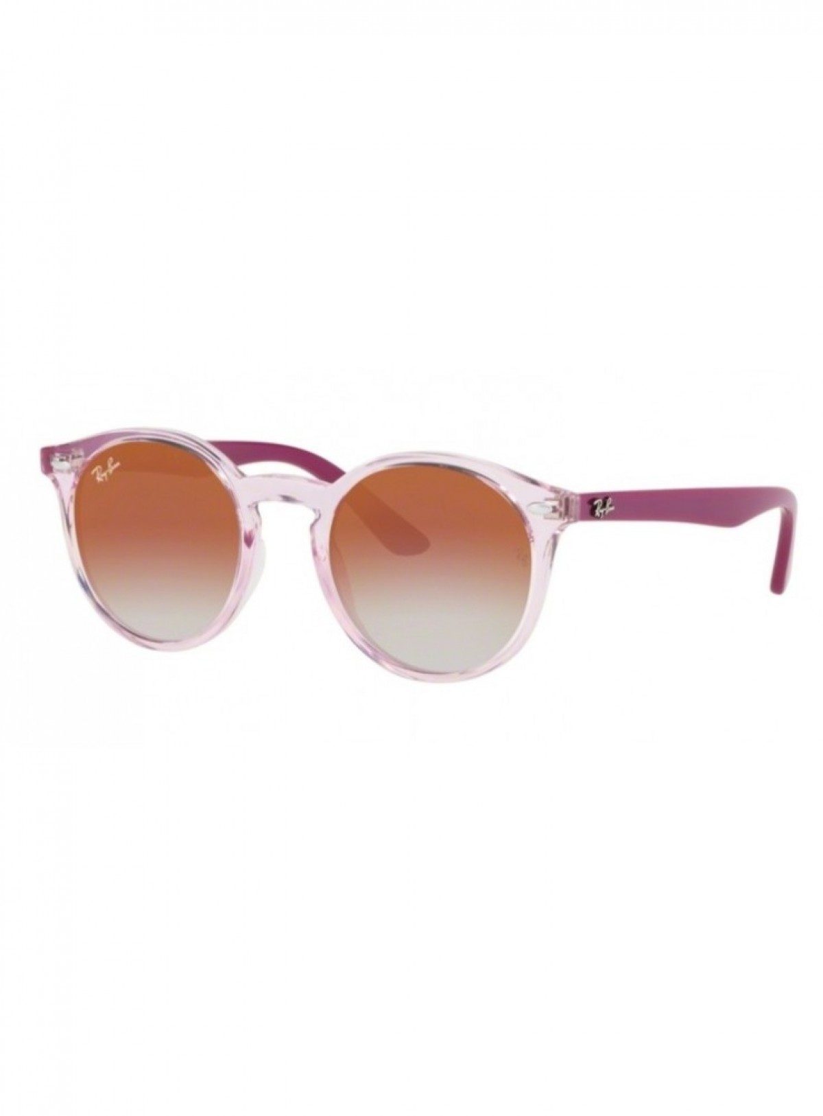 Ray-Ban Junior 9064S 7052V0 44, 65,00 €, Occhiali Ray Ban Junior Rosa a forma Rotondo