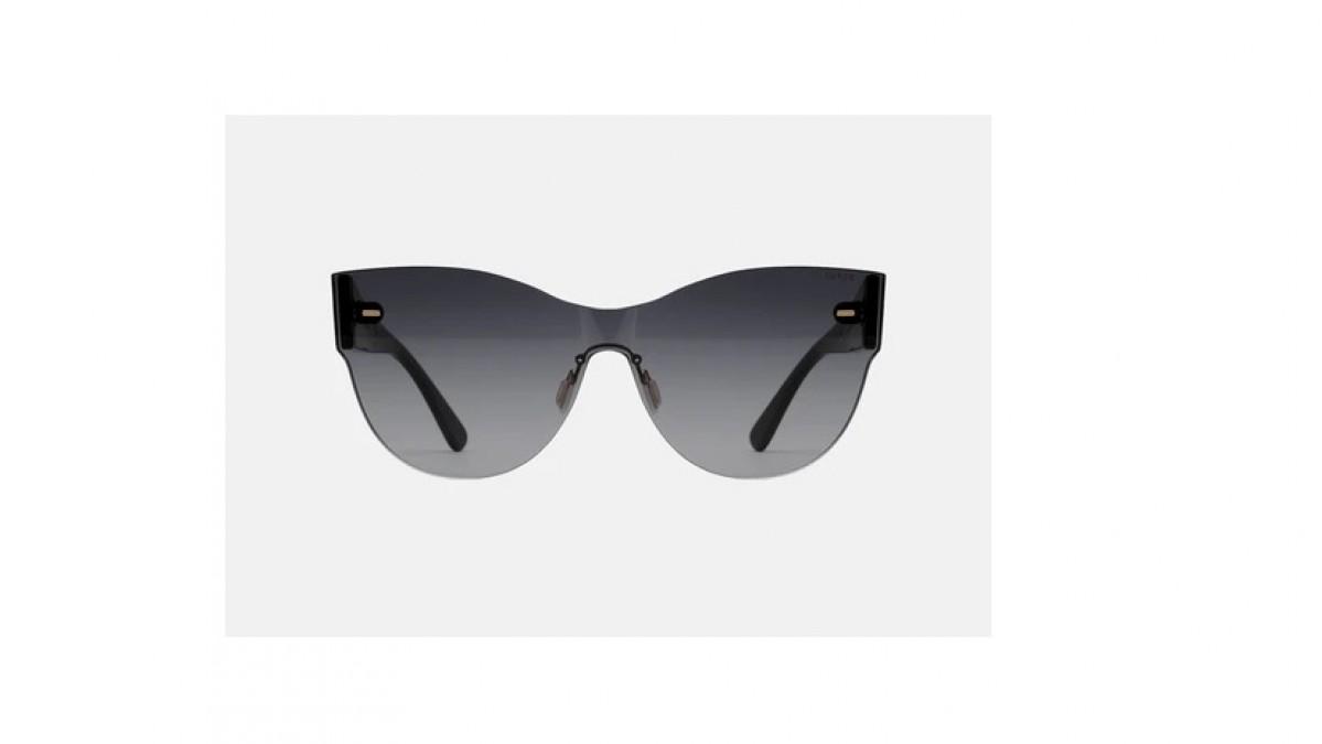 Super Tuttolente Kim Black, 195,00€, Occhiali Super Nero a forma Mascherina