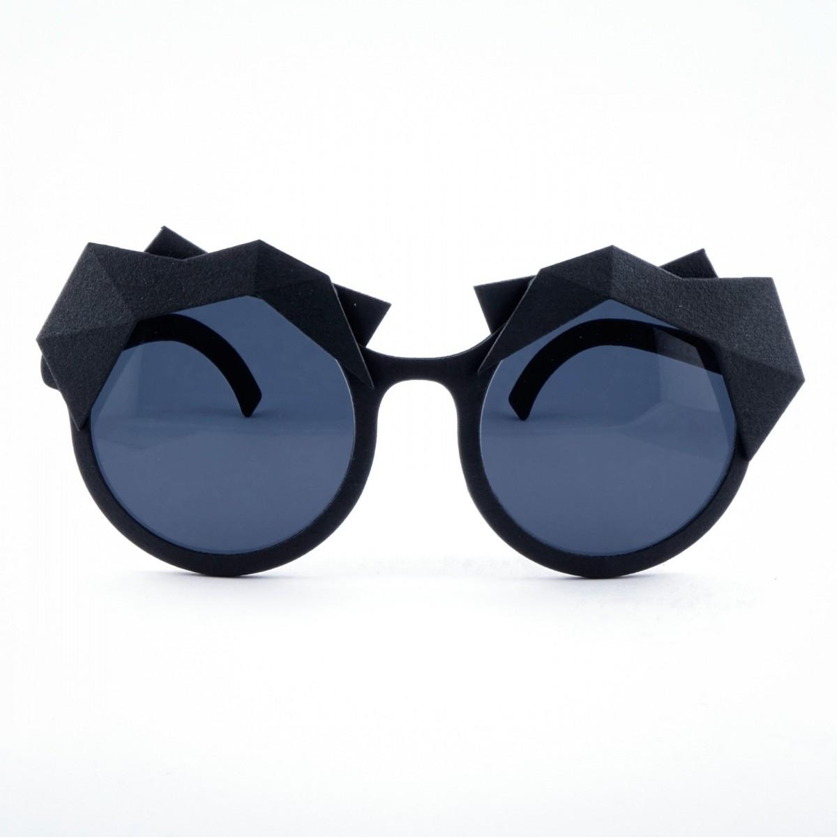 Cambiami Ares donna blu curacao, 90,00€, Occhiali Cambiami Blu a forma Rotondo