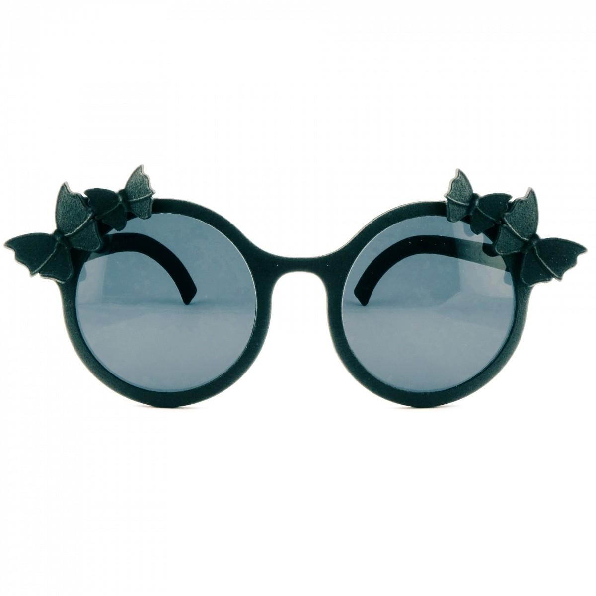 Cambiami Farfalle donna verde ottanio, 90,00€, Occhiali Cambiami Verde a forma Rotondo