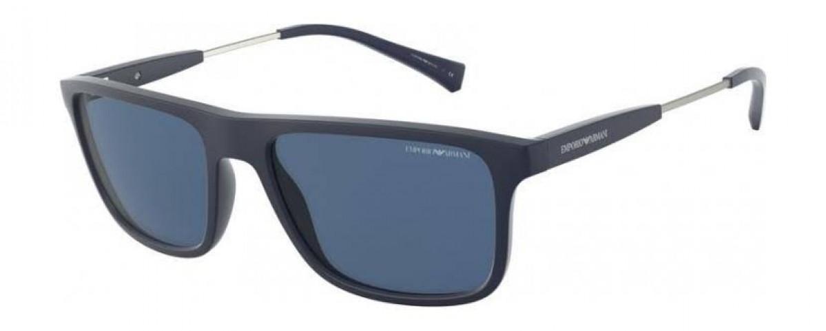 Emporio Armani 4151 575480 56, 98,00€, Occhiali Emporio Armani Blu a forma Rettangolare