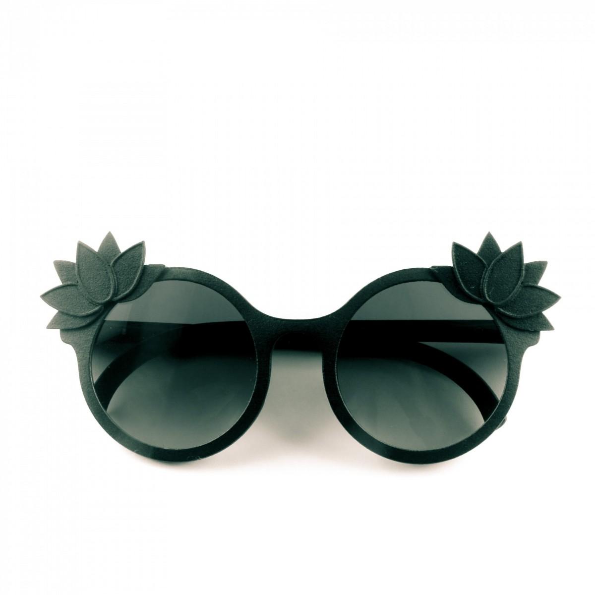 Cambiami Loto donna verde ottanio, 90,00€, Occhiali Cambiami Verde a forma Rotondo