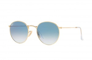 Ray-Ban Round 3447N 001/3F 53